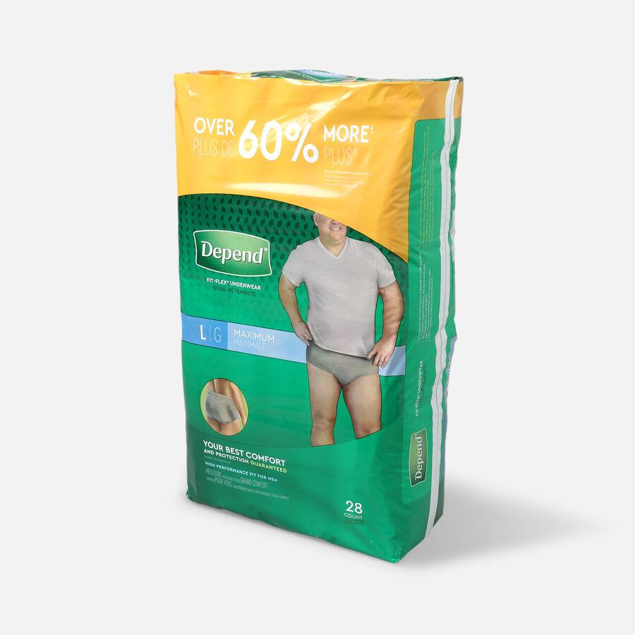 Depend Fit-Flex Max for Men, , large image number 1