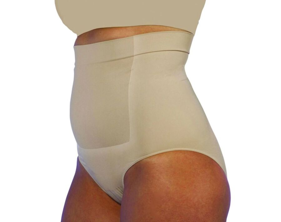Post Baby High Waist, 1X-Large/2X-Large, , large image number 0