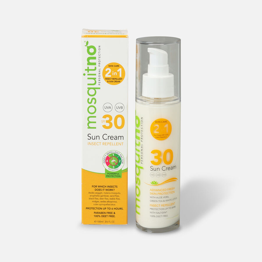 MosquitNo 2-n-1 Sun Cream SPF 30, , large image number 2