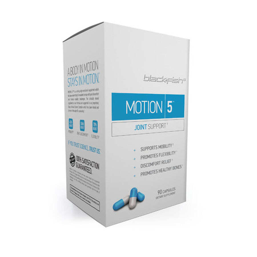 Blackfish Motion Joint Supplement, Capsules, 90 ct, , large image number 4