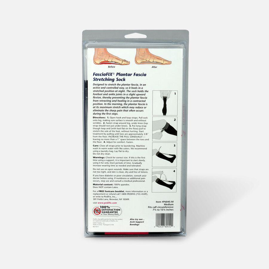 Pedifix FasciaFIX Plantar Fascia Stretching Sock, , large image number 3