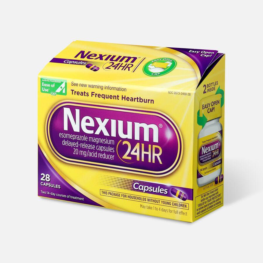 Nexium 24HR Capsules, 28 ct, , large image number 2