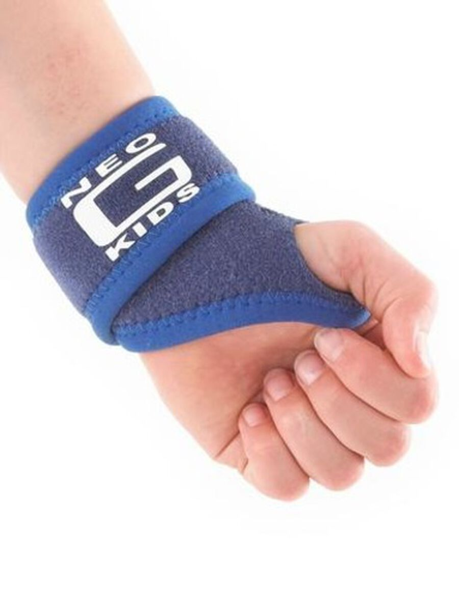 Neo G Kids Wrist Support, One Size, , large image number 4