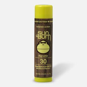 Sun Bum Lip Balm, SPF 30, Key Lime, .15 oz