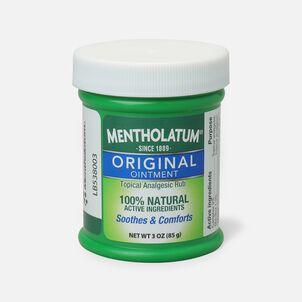 Mentholatum Original Ointment, 3 oz
