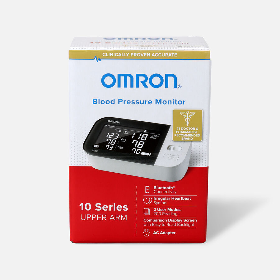 Omron 10 SERIES Advanced Accuracy Upper Arm Blood Pressure Monitor, , large image number 3