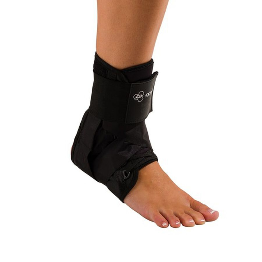 DonJoy Performance ANAFORM Lace-Up Ankle Brace, Black, X-Small, , large image number 7