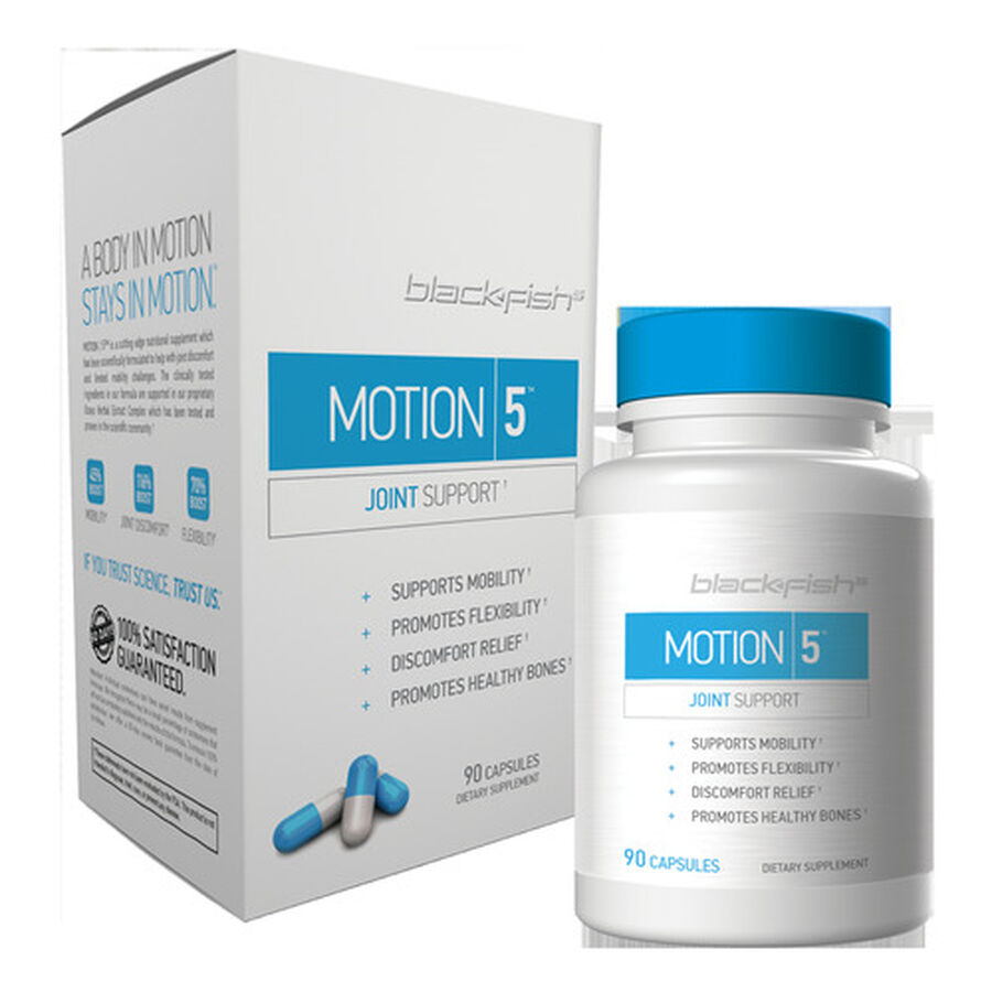 Blackfish Motion Joint Supplement, Capsules, 90 ct, , large image number 0