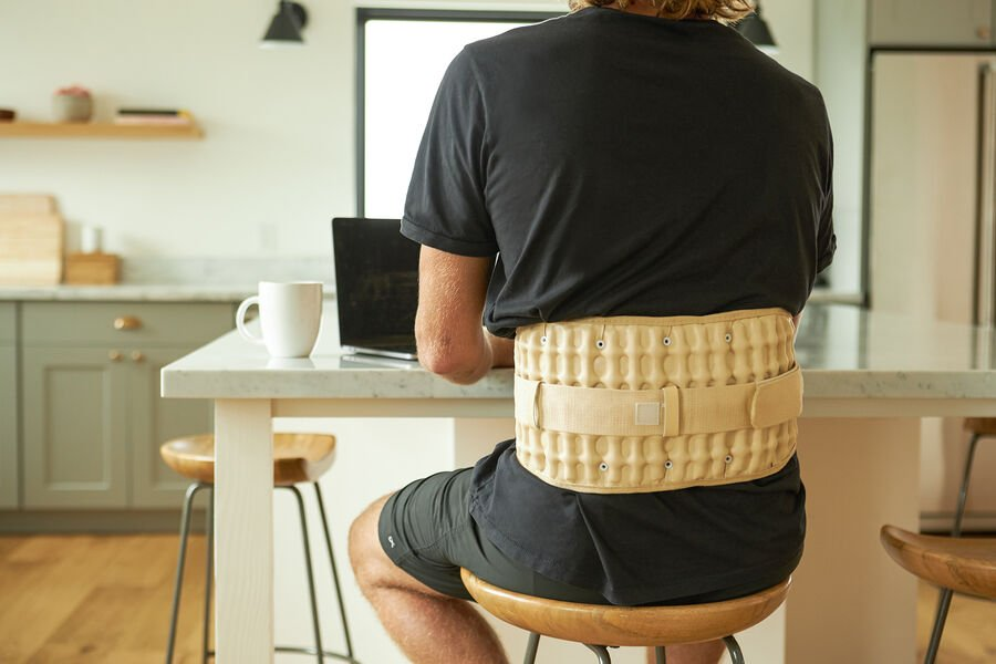Dr-Ho's 2-in-1 Back Decompression Belt (Size A 25 to 41 inches), , large image number 15