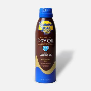 Banana Boat Dry Oil Clear Sunscreen Spray, 6oz.