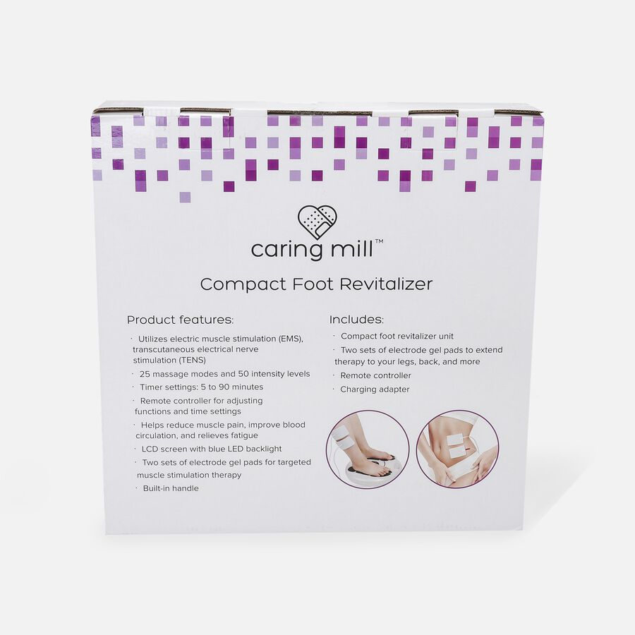 Caring Mill™ Compact Foot Revitalizer, , large image number 2