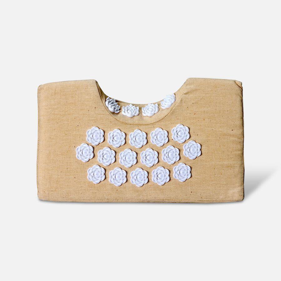 Kanjo Acupressure Cervical Traction Wedge Pillow, , large image number 0