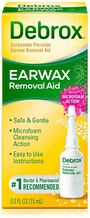 Debrox Earwax Removal Aid, 0.5 oz, , large image number 0