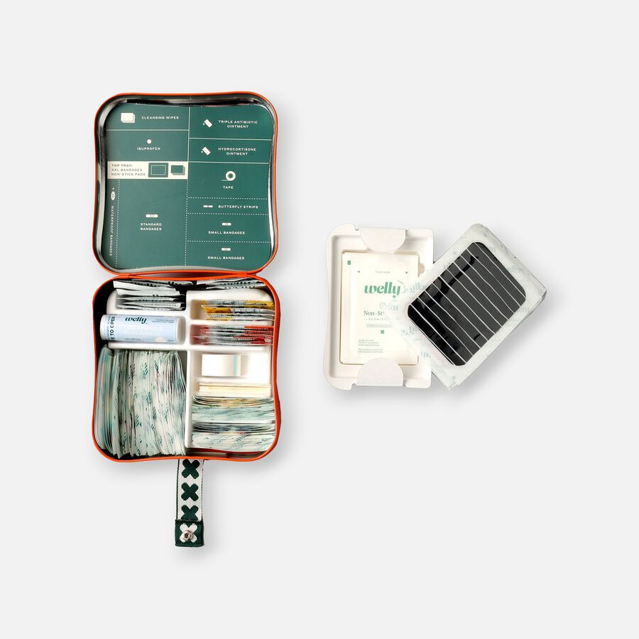 Welly First Aid Kit - 130ct., , large image number 2