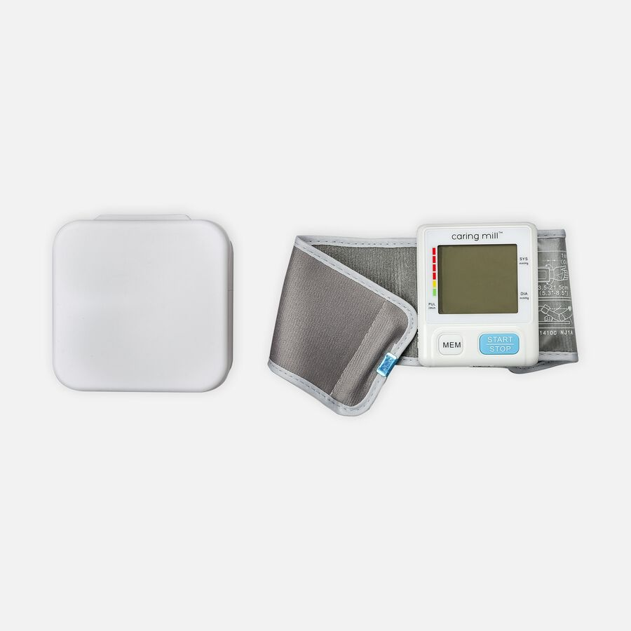 Caring Mill® EasyCode Wrist Blood Pressure Monitor, , large image number 2