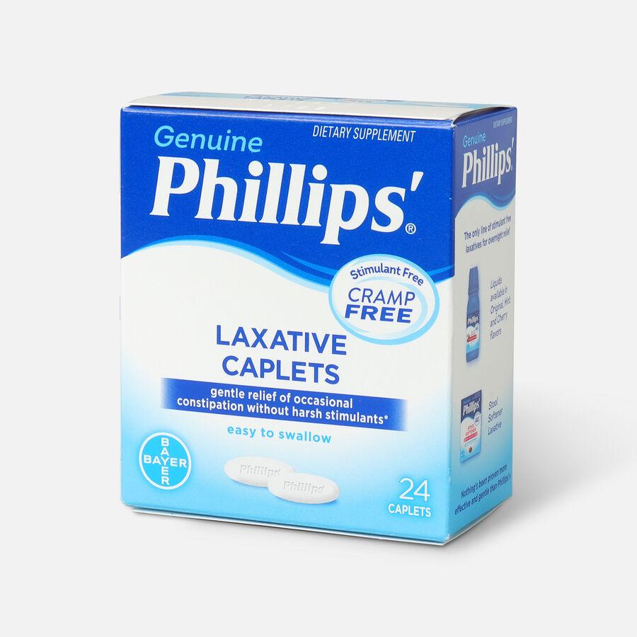 Phillips Cramp-free Laxative, Caplets, 24 ea, , large image number 4