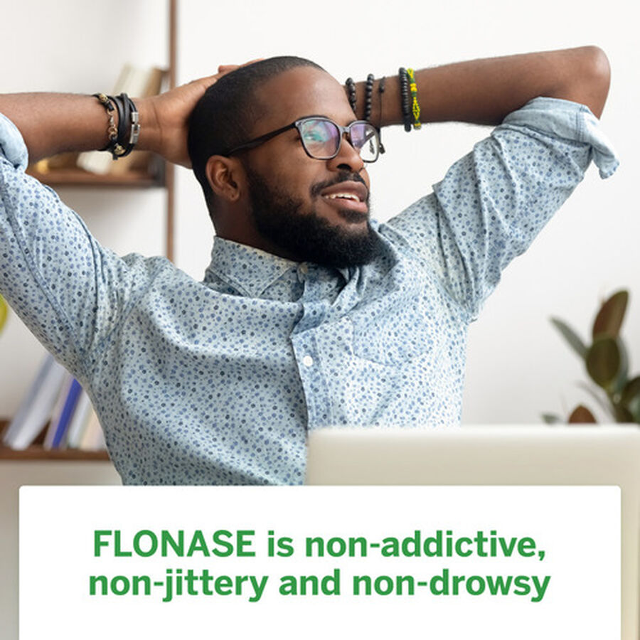 Flonase Allergy Relief Nasal Spray, 72 ct, , large image number 4