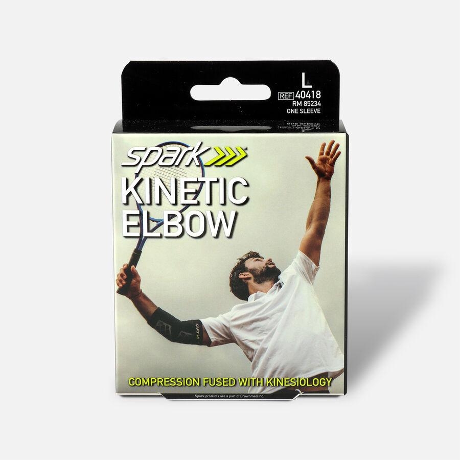 Spark Kinetic Compression Elbow Sleeve, , large image number 0