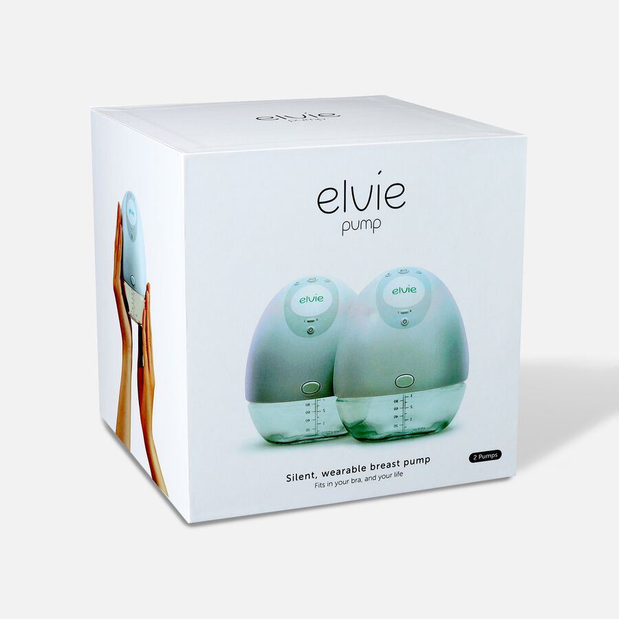 Elvie Double Electric Breast Pump, , large image number 2
