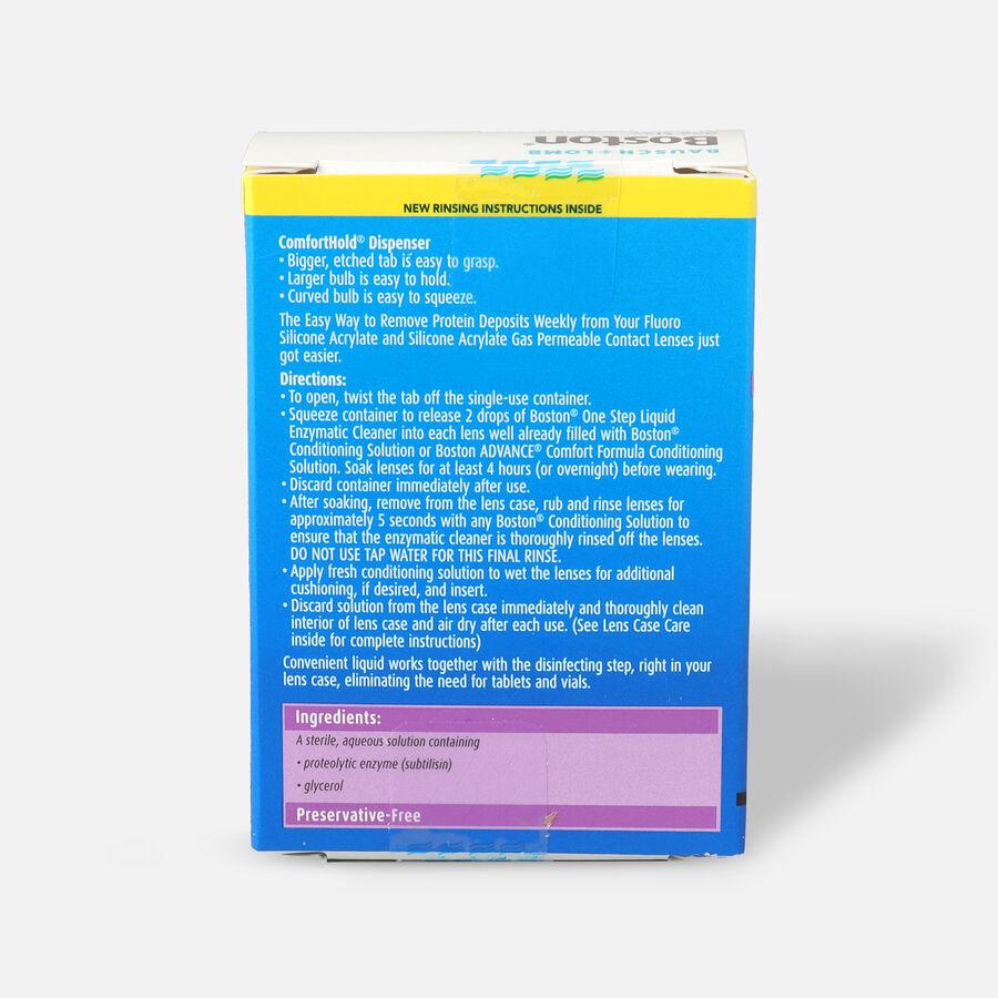 Boston One Step Liquid Enzymatic Cleaner, .17 fl oz, , large image number 1