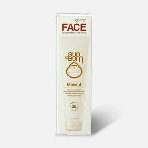Sun Bum Mineral SPF 30 Sunscreen Face Lotion, 1.7oz