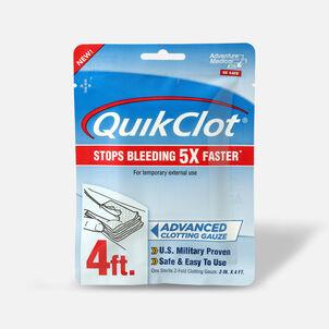 """QuikClot Gauze 3"""" x 4'"""