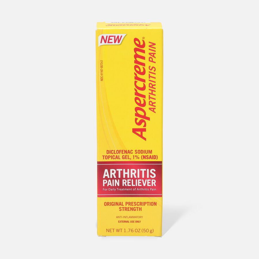 Aspercreme Arthritis Relieving Cream, , large image number 0