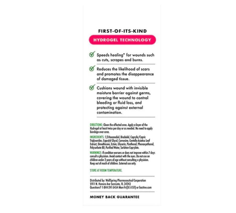 Bactine Max Advanced Healing & Scar Defense, 0.75 oz., , large image number 3