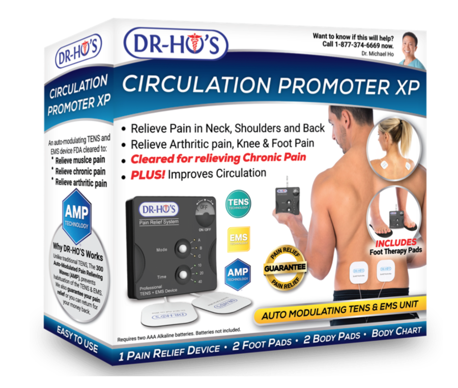 DR-HO's Circulation Promoter XP, , large image number 1