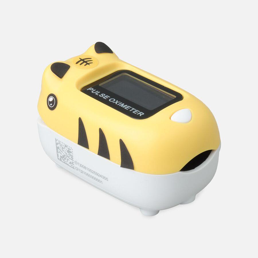 Caring Mill® Pediatric Oximeter-TIGER, , large image number 0