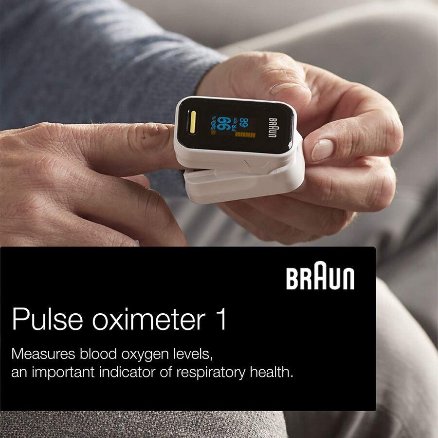 Braun Pulse Oximeter, , large image number 5