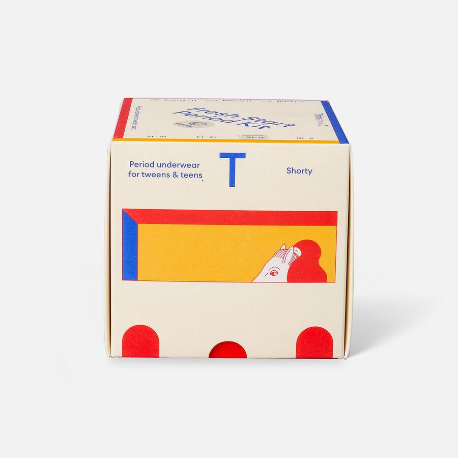 Thinx (BTWN) Fresh Start Period Kit, Super Basics Combo, , large image number 12