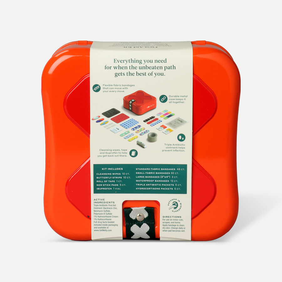 Welly First Aid Kit - 130ct., , large image number 6