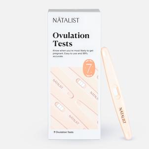 Natalist Ovulation Tests - 7ct