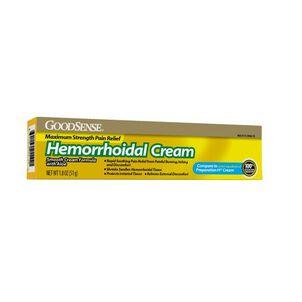 GoodSense® Hemorrhodial Cream Max Strength Pain Relief, 1.8 oz