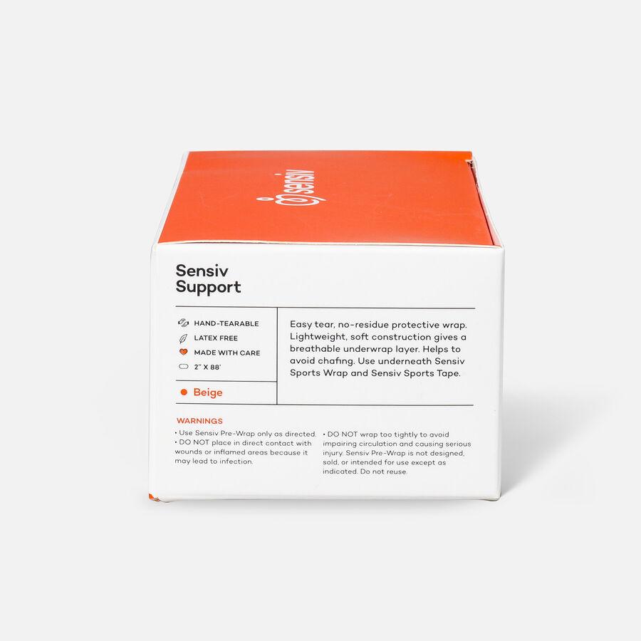 Sensiv Protective Sports Pre-Wrap, Tan, 2 pack, , large image number 4