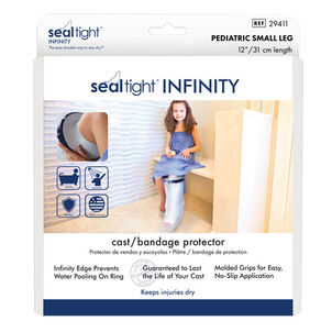 Seal-Tight Infinity Cast Protector Pediatric Small Leg