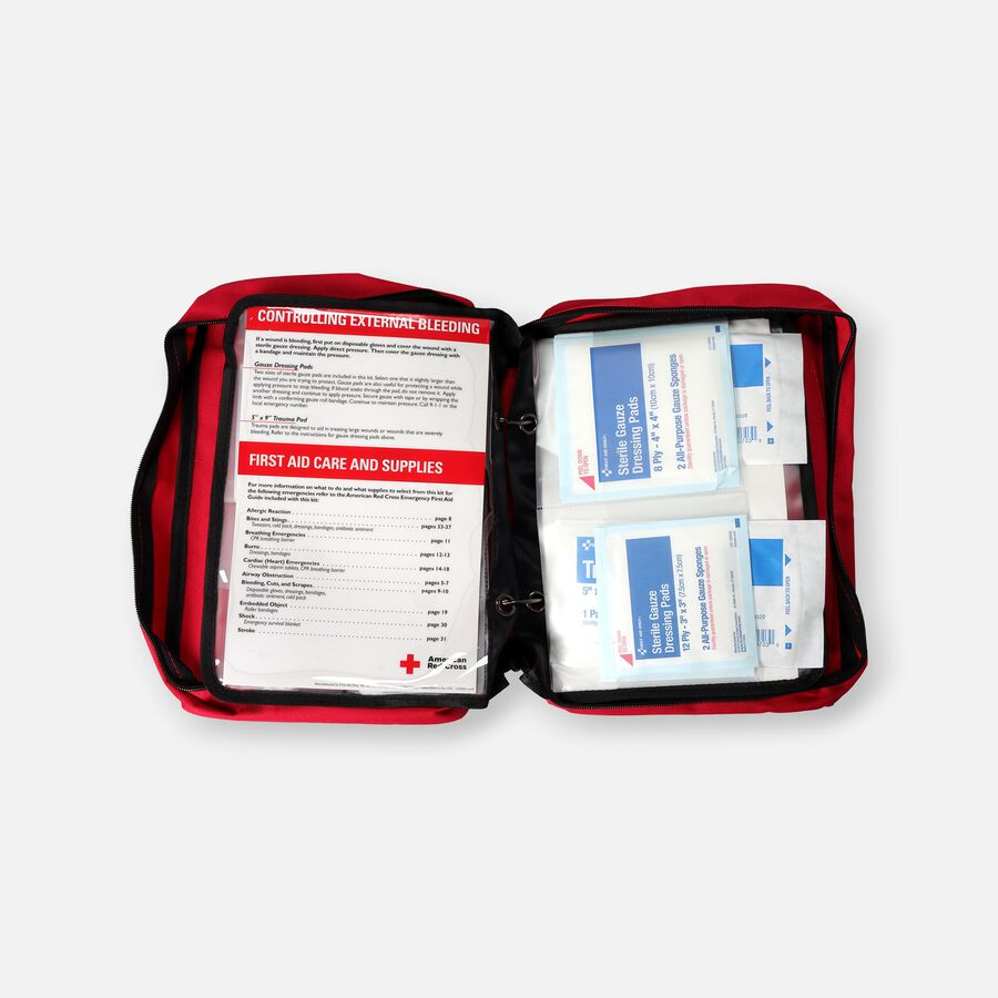American Red Cross Deluxe Family First Aid Kit, , large image number 3