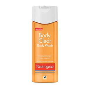 Neutrogena Body Clear Body Wash, 8.5oz
