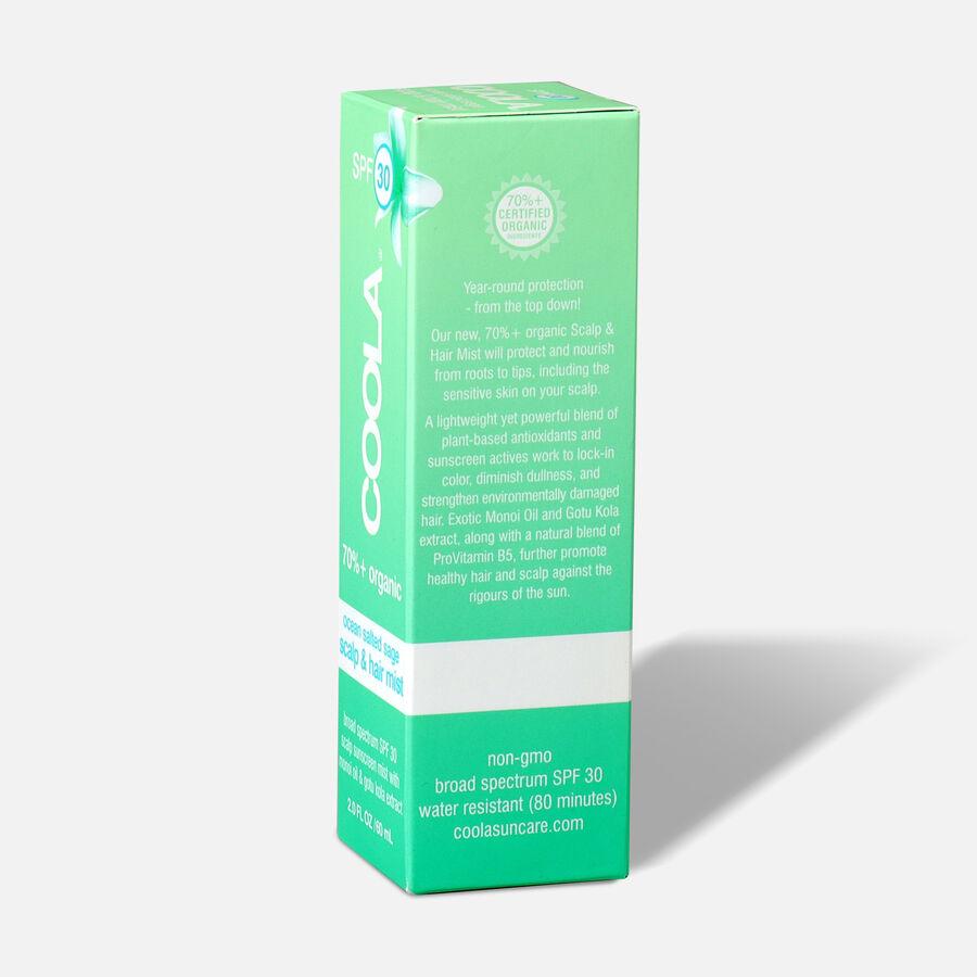 Coola Organic Scalp & Hair Mist, SPF 30, 2oz., , large image number 4