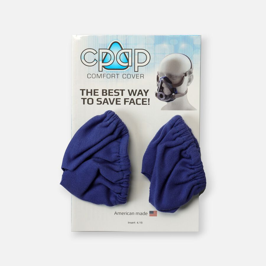 CPAP Comfort Cover - Reusable Fabric Comfort Liner, , large image number 0