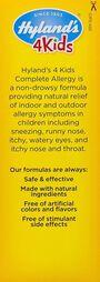 Hyland's 4 Kids Complete Allergy, 4 oz, , large image number 3