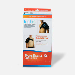 Battle Creek Shoulder Pain Kit with Moist Heat and Cold Therapy
