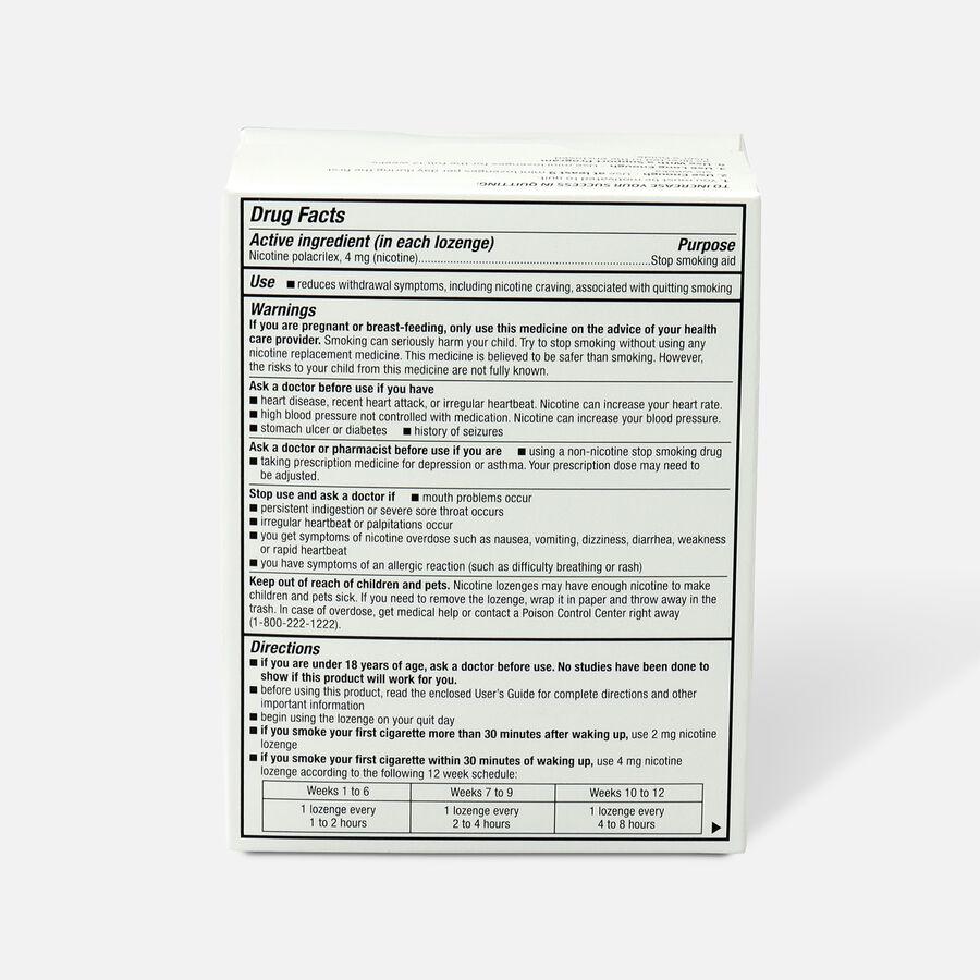 Lucy Nicotine Lozenge, Cherry Ice, 4 mg, 135 ct, , large image number 1