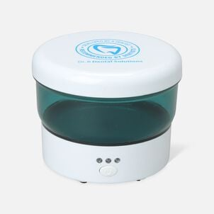 Dr. B Dental Solutions Sonic Cleaner Vibrating Denture Bath
