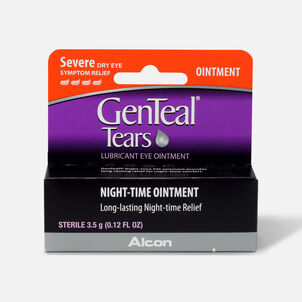 GenTeal Tears Night-Time Ointment, 0.12 oz