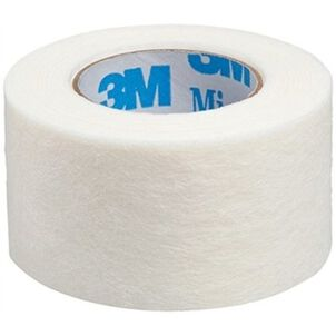 Micropore Standard Hypoallergenic Paper Surgical Tape - 1 roll