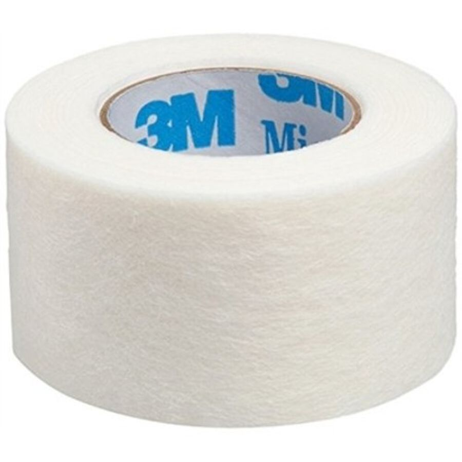 Micropore Standard Hypoallergenic Paper Surgical Tape - 1 roll, , large image number 0