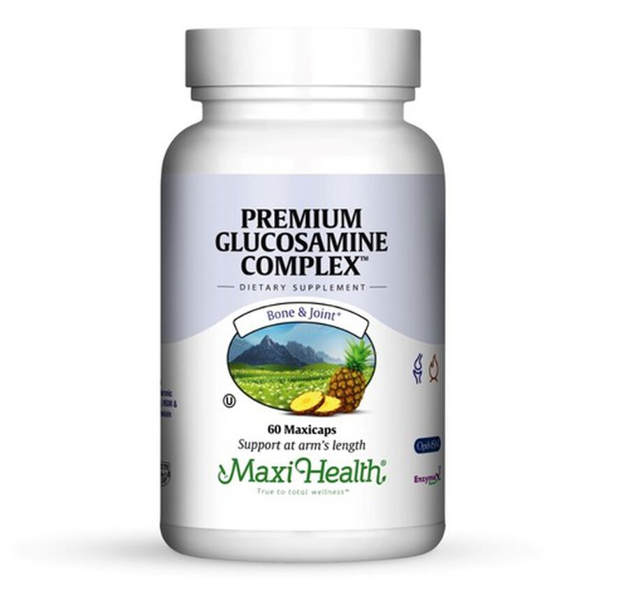 Maxi Health Premium Glucosamine Complex Capsules, , large image number 1