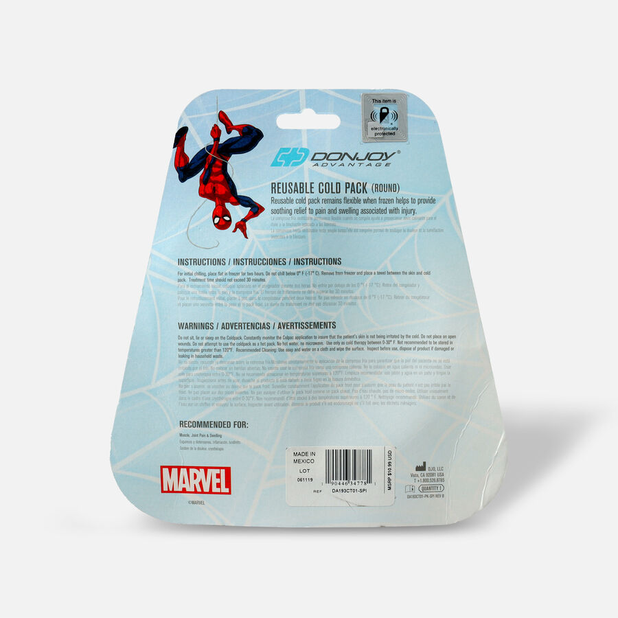 DonJoy Marvel Reusable Cold Pack, , large image number 7